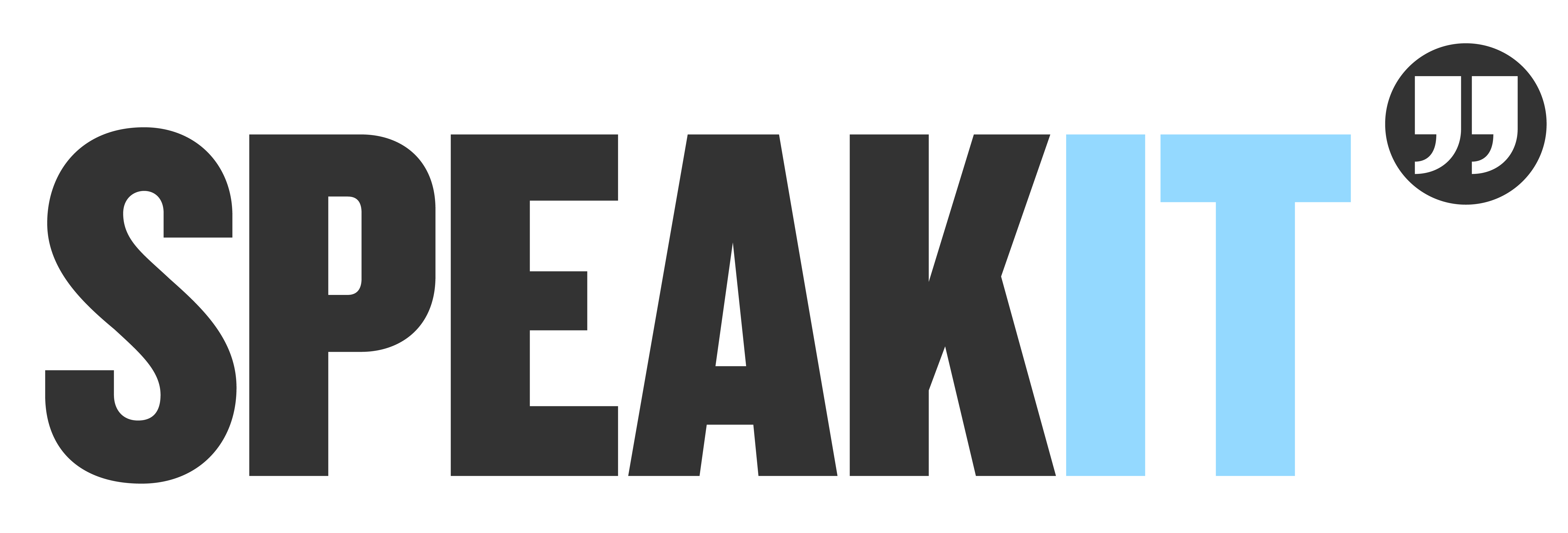speakit logo